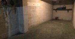 Garaje cerrado en calle Estación