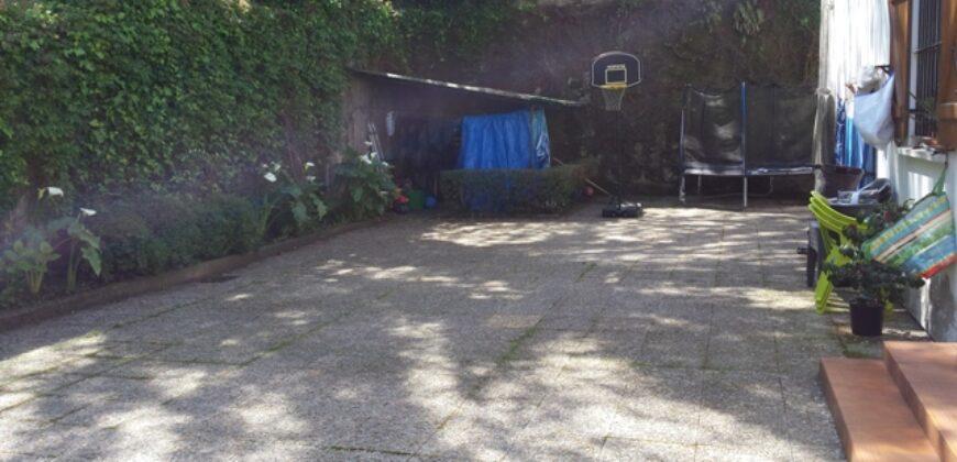 Villa individual en pleno centro de Irún